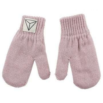 Nordic Label | Knit Mittens, shadow rose