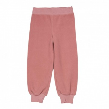 918bee29 Memini | Aspen Fleece Pant, burned rose