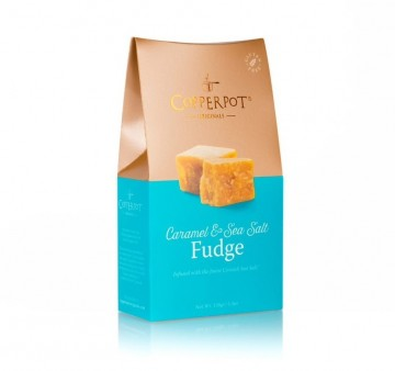 Crema - - - -  Snacks Butter Fudge Karamell & Havsalt
