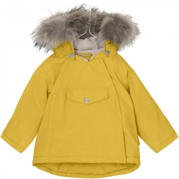 Mini A Ture | Wang Fur, Bamboo yellow