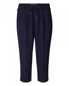 Freequent | Hegen Pant Moscrepe, navy